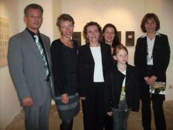 Constance Ferdiny Hoedemakers  und Elisabeth Plank