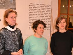 Berry, Marble, Urchin / Vika Prokopaviciute / Lena Sieder-Semlitsch / Letizia Werth