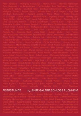 FEIERSTUNDE. 25 Jahre Galerie