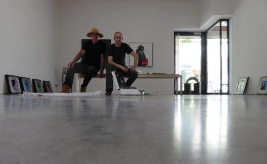 Christian Flora & Hannes Rohringer