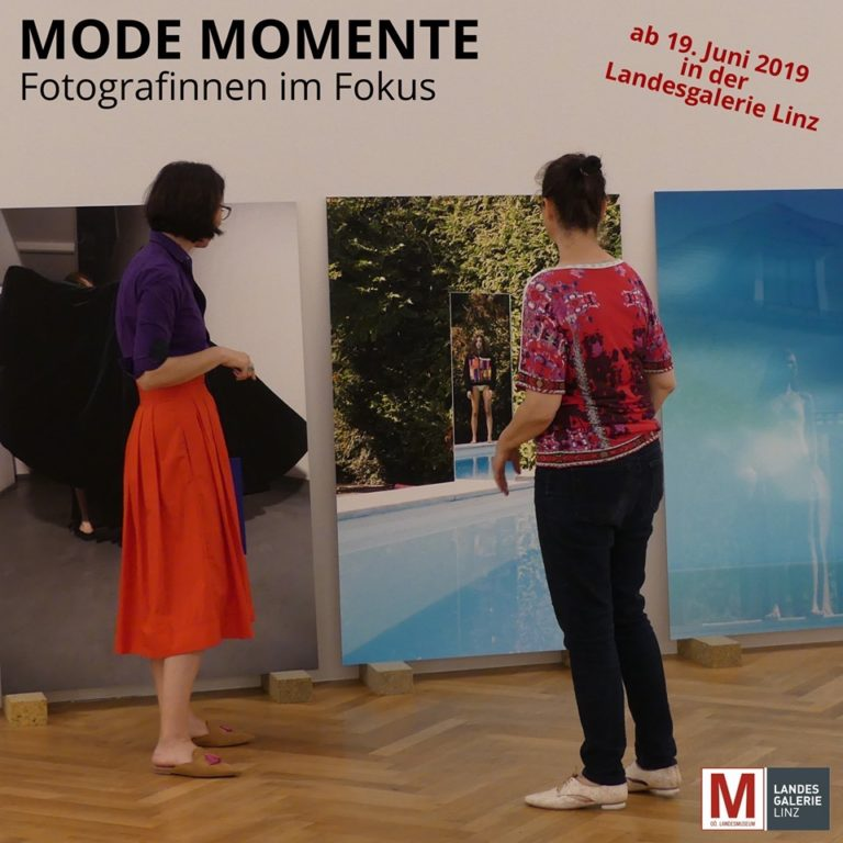 ModeMomente – Fotografinnen im Focus