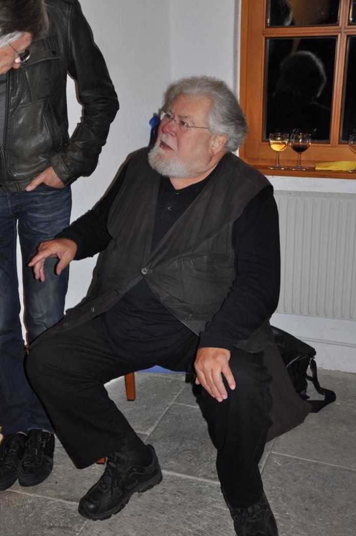 Trauer um Künstler Ernst Skrička.